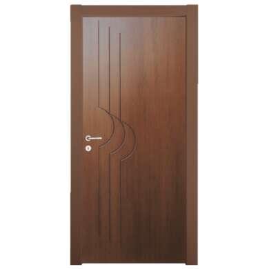 Εσωτερική πόρτα με παντογραφικο σχεδιο---doors4home.gr